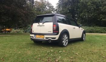 *Verkocht* Mini Clubman S uit 2009 met 150.000 km full