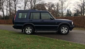 *Verkocht*Land Rover Discovery TD5 2000 Blauw full