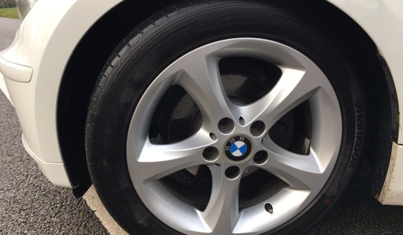 *Verkocht* BMW 116i, s deurs, Alpineweiss III 01-2008 full