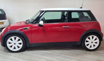 *verkocht* Mini Cooper   2005   157.xxx km   12-2021 APK   Carkit   full