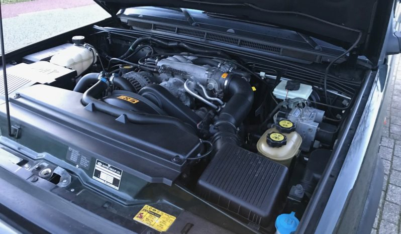 *verkocht* Land Rover Discovery II 4.0l V8 full