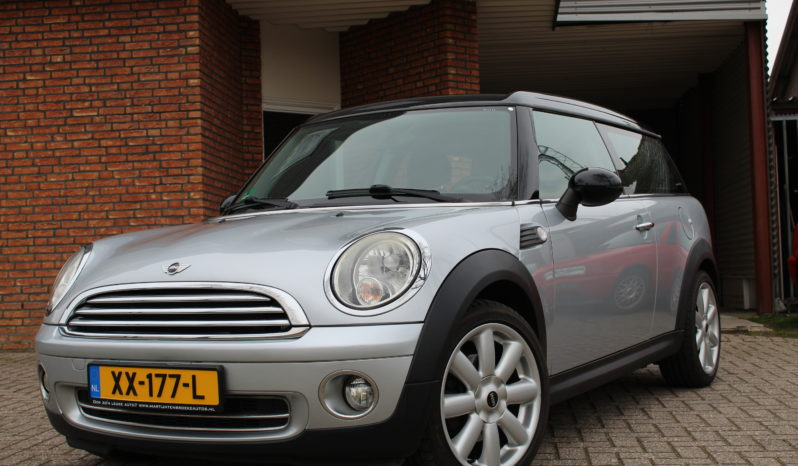 Mini Cooper Clubman 11-2007 met 137.xxx km en Nieuwe APK full