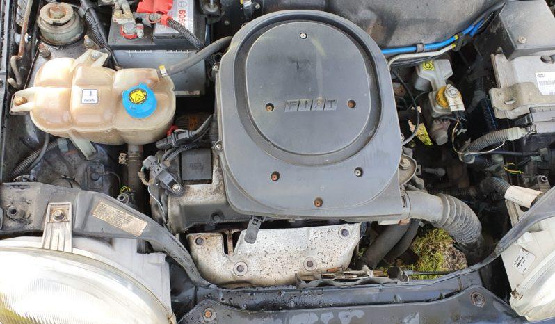 *verkocht*Fiat Seicento 2002 Zwart full