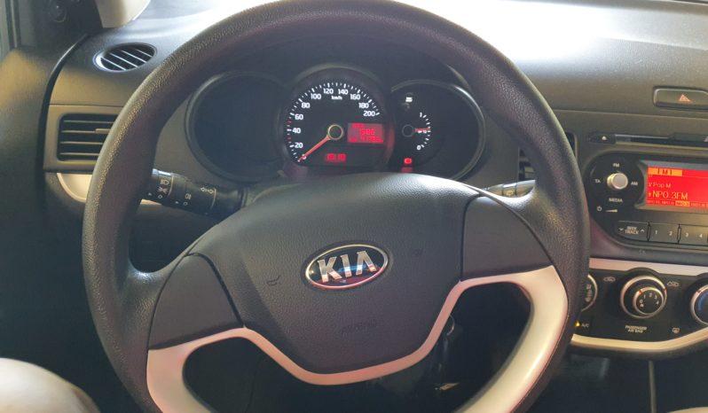 Kia Picanto 2013 met 41725 km, 1e eigenaar en dealer onderhouden full