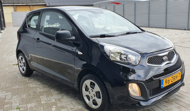 *Verkocht* Kia Picanto 2013 met 41725 km, 1e eigenaar,dealer onderhouden full