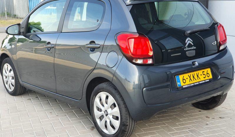 Citroën C1 – 1.0 e-VTi Feel uit 2014, 54750 km, NAP, Dealer onderhouden. full