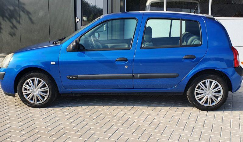 *Verkocht* Renault Clio 1.4 16v Community 2005 138.315 km NAP, APK, Trekhaak full