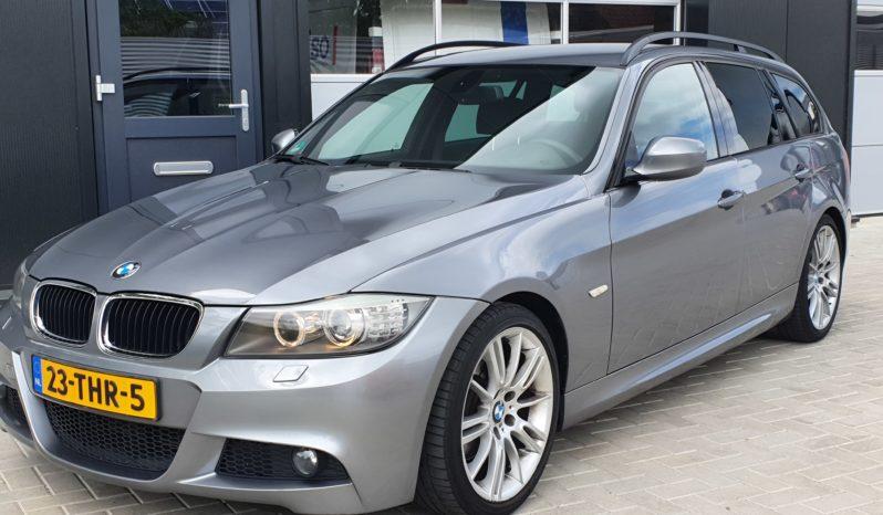 BMW 318d touring Facelift, LCI. M Pakket in en extern! NAP, trekhaak full