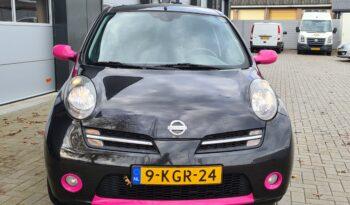 *Verkocht* Nissan Micra 1.4 Acenta | 2007 | Climate control | Licht metaal | APK | Keyless | Open dak | full