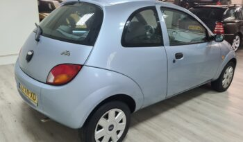 *verkocht* Ford KA 1.3 I   2007   Blauw   NAP   Airco   NAP   full