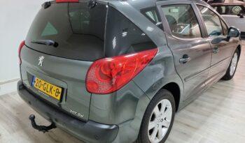 *verkocht* Peugeot 207 SW VTi XS | 2008 | 4-2022 APK | Automaat | Trekhaak | NAP | full