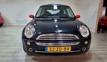 Mini One 1.6 Pepper | Airco | Cruise control | Panorama dak | full